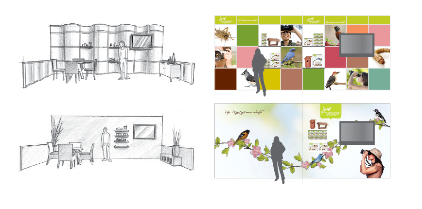 Trade Show Booth Concepts  