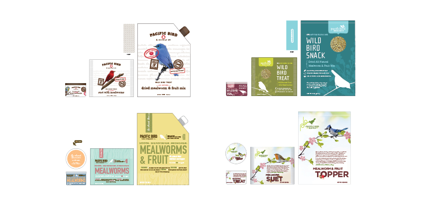Logo and Package Design Exploration
