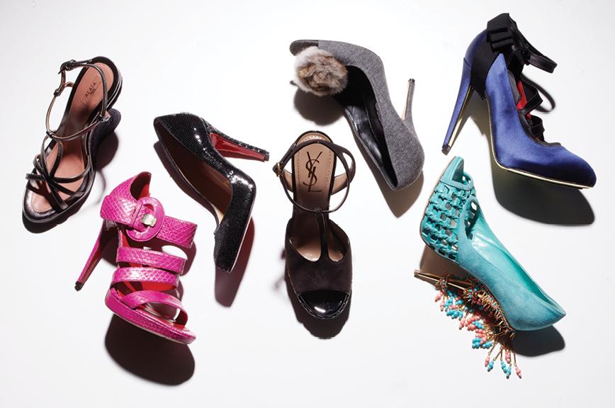 Vintage Shoe Sale