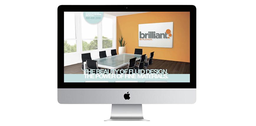 Sub Brand Web Page
