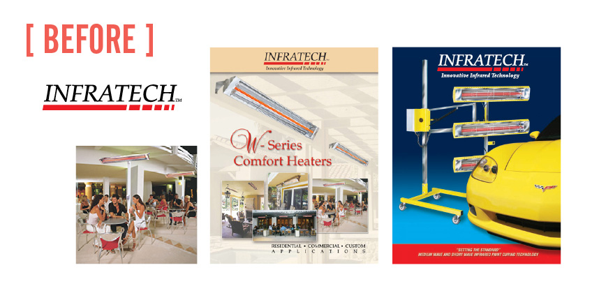 Infratech Before