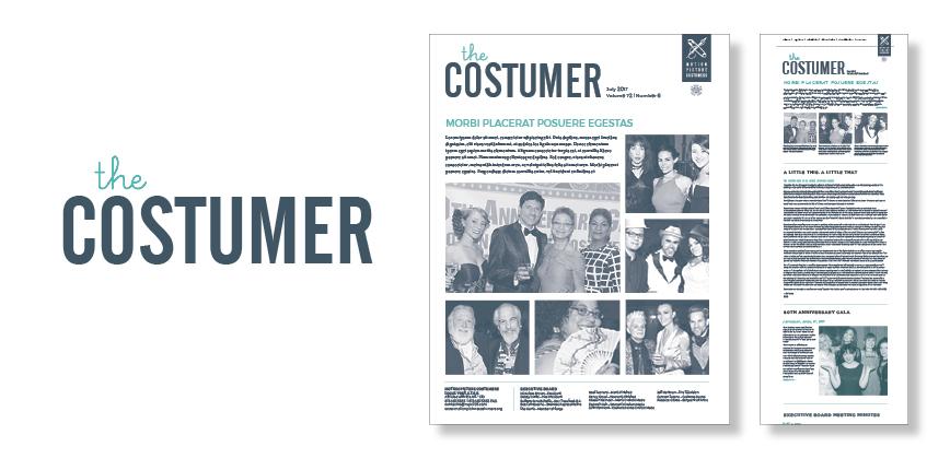Digital and Print Newsletter