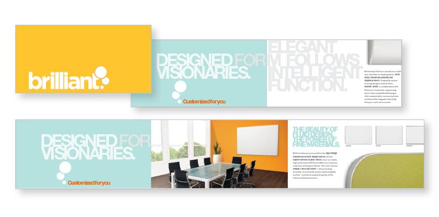 Sub Brand Brochure