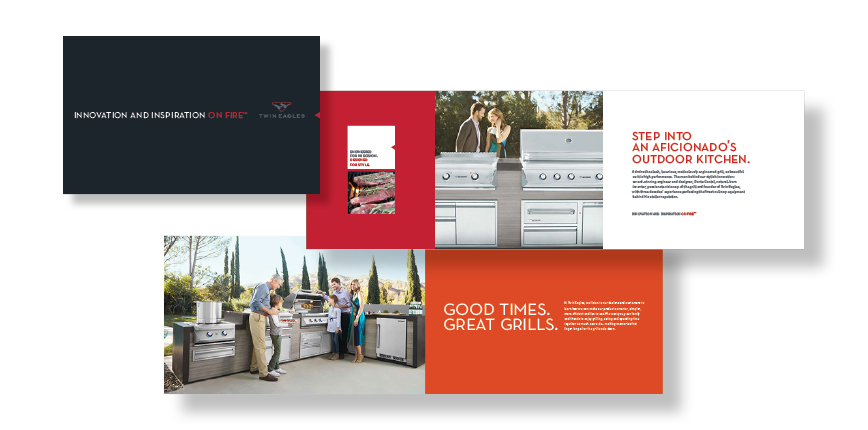 Brand and Product Brochure